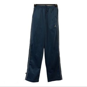 Blue Jordan Sweatpants